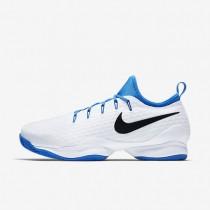 Chaussures de sport Nike Court Air Zoom Ultra React Clay homme Bleu photo clair/Noir/Noir
