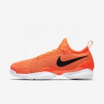 Chaussures de sport Nike Court Air Zoom Ultra React homme Aigre/Blanc/Crépuscule brillant/Noir