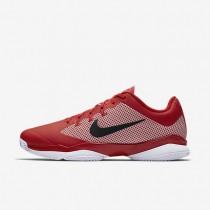 Chaussures de sport Nike Court Air Zoom Ultra Clay homme Rouge université/Blanc/Noir