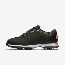 Chaussures de sport Nike Lunar Fire homme Noir/Kaki cargo/Ciel éclatant/Rose coureur
