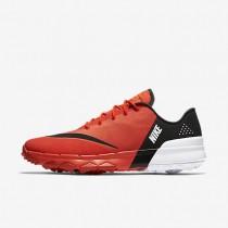 Chaussures de sport Nike FI Flex homme Orange max/Blanc/Noir