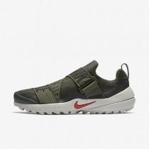 Chaussures de sport Nike Air Zoom Gimme homme Kaki cargo/Beige clair/Orange max/Noir