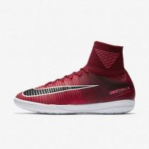 Chaussures de sport Nike MercurialX Proximo II IC homme Rouge équipe/Rose coureur/Blanc/Noir