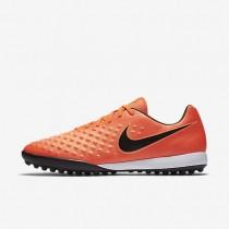 Chaussures de sport Nike Magista Onda II TF homme Cramoisi total/Mangue brillant/Noir