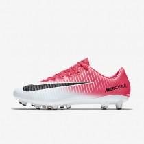 Chaussures de sport Nike Mercurial Vapor XI AG-PRO homme Rose coureur/Blanc/Noir