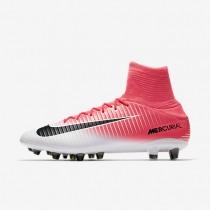 Chaussures de sport Nike Mercurial Veloce III AG-PRO homme Rose coureur/Blanc/Noir