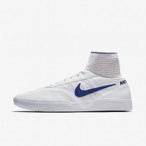 Chaussures de sport Nike SB Koston 3 Hyperfeel homme Blanc/Bleu royal profond