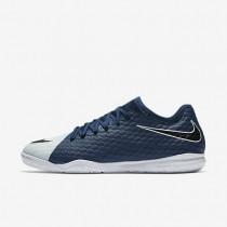 Chaussures de sport Nike HypervenomX Finale II IC homme Bleu photo/Teinte bleue/Blanc/Noir