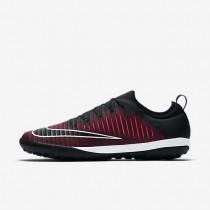 Chaussures de sport Nike MercurialX Finale II TF homme Rouge équipe/Rose coureur/Blanc/Noir
