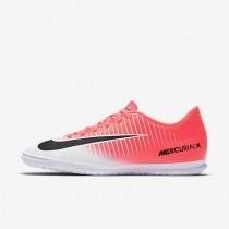 Chaussures de sport Nike Mercurial Vortex III IC homme Rose coureur/Blanc/Noir
