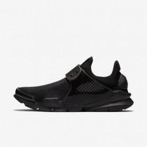 Chaussures de sport Nike Sock Dart homme Noir/Volt/Noir