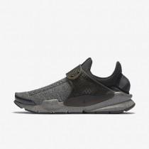 Chaussures de sport Nike Sock Dart SE Premium homme Noir/Rouge université/Poussière/Blanc