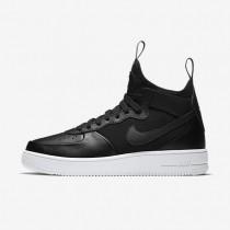 Chaussures de sport Nike Air Force 1 UltraForce Mid homme Noir/Blanc/Noir