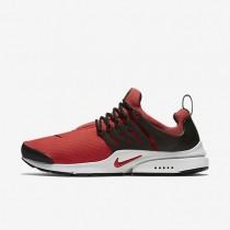 Chaussures de sport Nike Air Presto Essential homme Rouge piste/Noir/Blanc sommet/Rouge piste