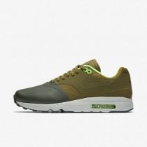 Chaussures de sport Nike Air Max 1 Ultra 2.0 SE homme Kaki cargo/Vert milice/Vert électrique/Vert milice