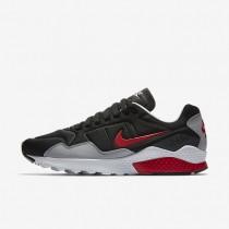 Chaussures de sport Nike Air Zoom Pegasus 92 homme Noir/Gris loup/Rouge atome/Rouge atome
