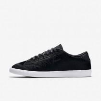 Chaussures de sport Nike All Court 2 Low LX homme Noir/Blanc/Noir
