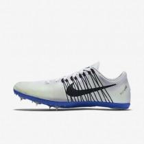 Chaussures de sport Nike Zoom Victory 2 homme Blanc/Bleu coureur/Noir