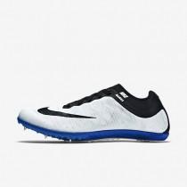 Chaussures de sport Nike Zoom Mamba 3 homme Blanc/Bleu coureur/Noir