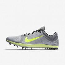 Chaussures de sport Nike Zoom XC homme Gris loup/Gris froid/Noir/Volt