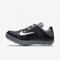 Chaussures de sport Nike Zoom HJ III homme Noir/Gris magnétique clair/Blanc