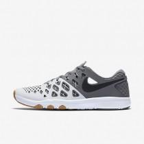 Chaussures de sport Nike Train Speed 4 homme Platine pur/Gris froid/Gomme marron/Noir