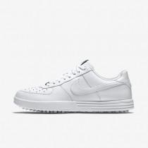 Chaussures de sport Nike Lunar Force 1 G homme Blanc/Blanc/Blanc