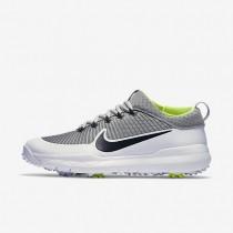Chaussures de sport Nike FI Premiere homme Argent métallique/Blanc/Volt/Noir