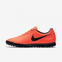 Chaussures de sport Nike Magista Ola II TF homme Cramoisi total/Mangue brillant/Noir