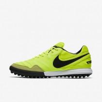 Chaussures de sport Nike TiempoX Proximo TF homme Volt/Volt/Blanc/Noir