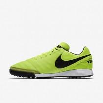 Chaussures de sport Nike Tiempo Mystic V TF homme Volt/Volt/Noir
