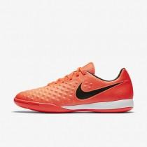 Chaussures de sport Nike Magista Onda II IC homme Cramoisi total/Mangue brillant/Noir