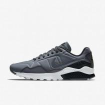 Chaussures de sport Nike Air Zoom Pegasus 92 Premium homme Gris foncé/Noir/Platine pur/Noir