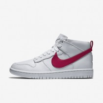 Chaussures de sport Nike Lab Dunk Lux Chukka x RT homme Blanc/Rouge distance