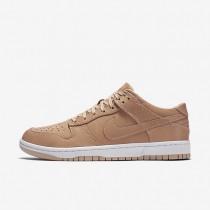 Chaussures de sport Nike Lab Dunk Lux Low homme Brun vachette/Blanc/Blanc/Brun vachette