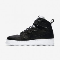 Chaussures de sport Nike Lab Air Force 1 High CMFT TC SP homme Noir/Blanc/Noir