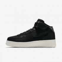 Chaussures de sport Nike Lab Air Force 1 Mid homme Noir/Noir/Voile/Noir