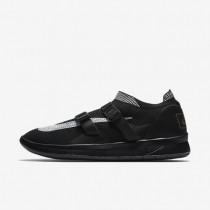 Chaussures de sport Nike Lab Air Sock Racer Ultra Flyknit homme Noir/Noir/Voile