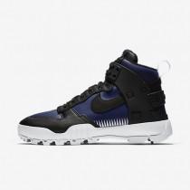 Chaussures de sport Nike x Undercover SFB Jungle Dunk homme Noir/Bleu franc/Noir/Noir