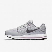 Chaussures de sport Nike Air Zoom Vomero 12 femme Platine pur/Gris loup/Orchidée/Violet dynastie