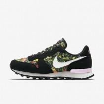 Chaussures de sport Nike Internationalist Premium femme Noir/Rose prisme/Blanc sommet