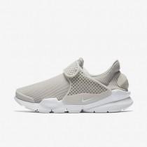 Chaussures de sport Nike Sock Dart Breathe femme Gris pâle/Bleu glacier/Blanc