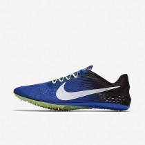 Chaussures de sport Nike Zoom Victory Elite 2 femme Hyper cobalt/Noir/Vert ombre/Blanc