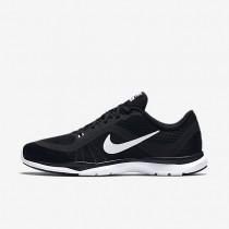 Chaussures de sport Nike Flex Trainer 6 femme Noir/Blanc