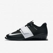 Chaussures de sport Nike Romaleos 3 femme Noir/Blanc
