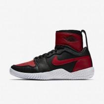 Chaussures de sport Nike Court Flare 23 femme Noir/Rouge intense/Rouge intense