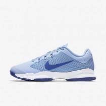 Chaussures de sport Nike Court Air Zoom Ultra femme Bleu glacé/Bleu université/Blanc/Bleu comète
