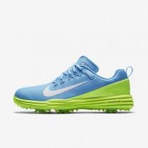 Chaussures de sport Nike Lunar Command 2 femme Ciel éclatant/Vert ombre/Blanc