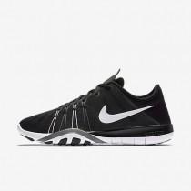 Chaussures de sport Nike Free TR 6 femme Noir/Gris froid/Blanc