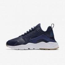 Chaussures de sport Nike Air Huarache Ultra SI femme Bleu binaire/Blanc/Gomme marron clair/Bleu binaire
